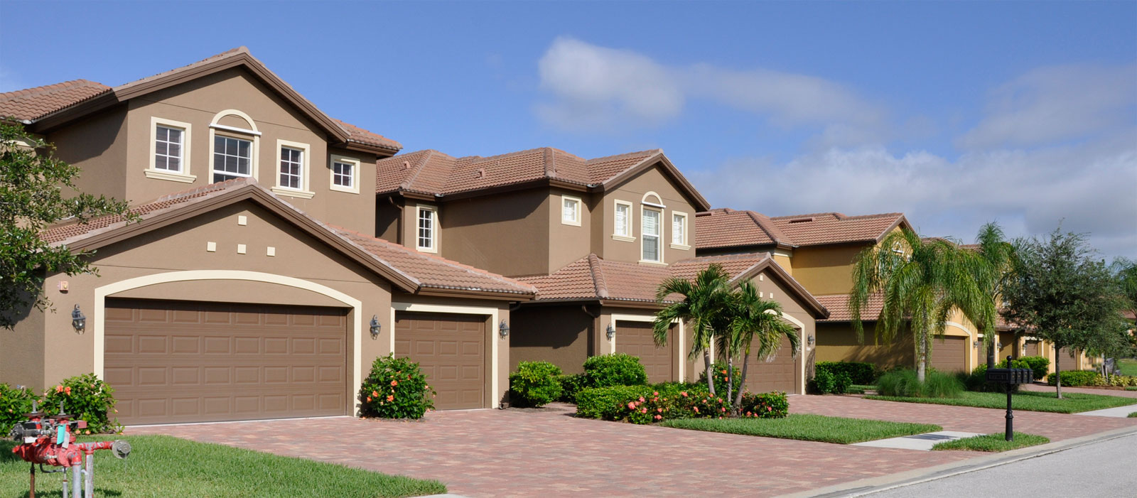 Townhouses in Florida for Rental