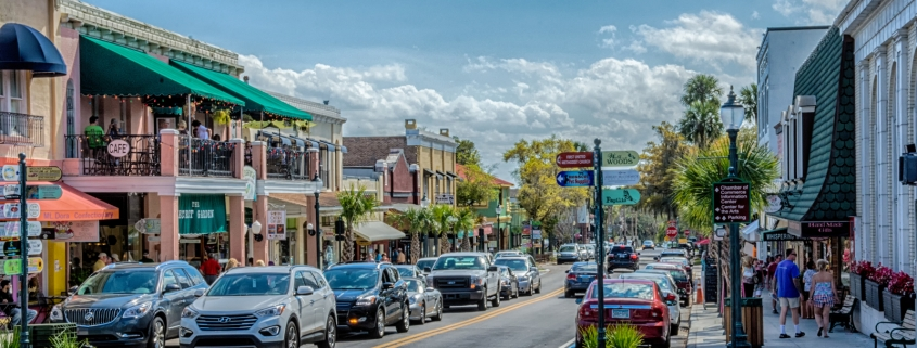 Spotlight on Mount Dora